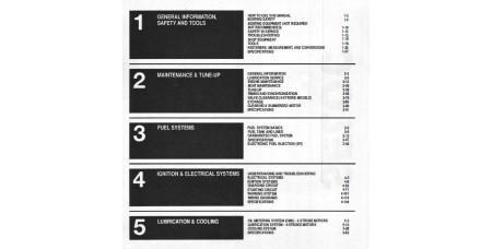 Service Manual 2002-2007 Johnson all 2-and-4-stroke 3.5-250 Hp