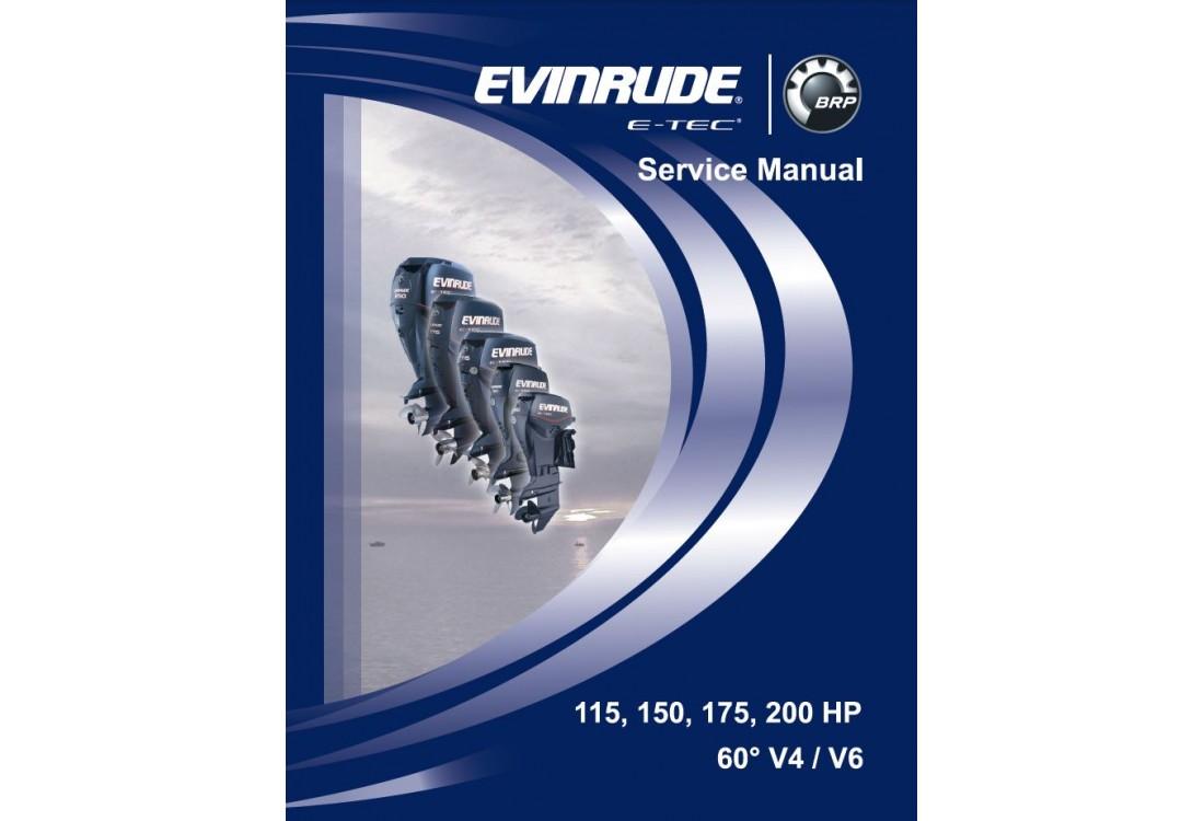 Etec 150 Service Manual
