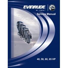 Service Manual 2008 Evinrude E-tec 40-50-60-65 Hp