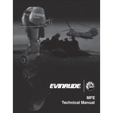 Service Manual 2008 Evinrude E-tec MFE 55 Hp