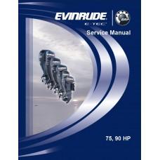Service Manual 2008 Evinrude E-tec 75-90 Hp