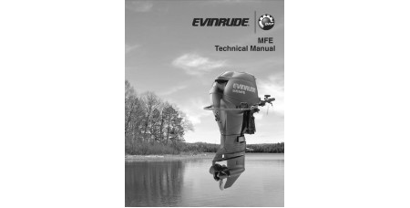 Service Manual 2012 Evinrude MFE 55 Hp