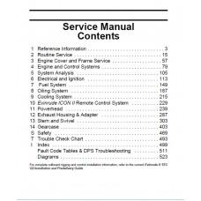 Service Manual Evinrude E-TEC G2 66°V6 2.7L 150-175-200 Hp