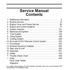 Service Manual Evinrude E-TEC G2 74°V6 3.4L 200-225-250-300 Hp