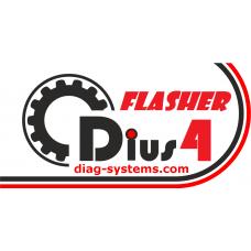 DIUS4 Standard stock
