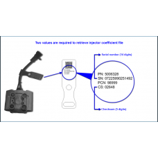 Evinrude Injector Coefficient File