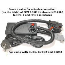 Connection adapter for ECM BOSCH ME17.8.5